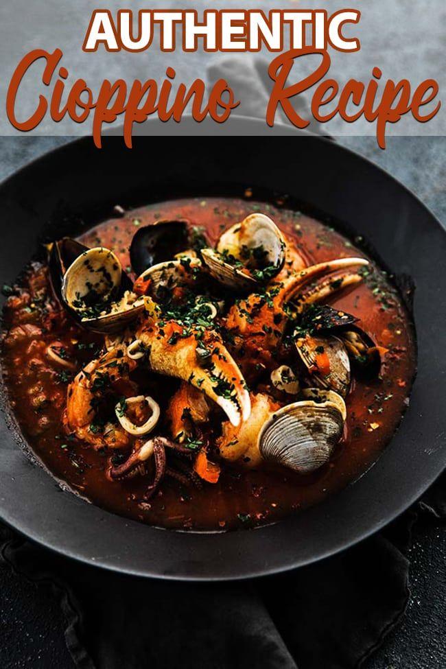 Photo of Cioppino Recipe – Chef Billy Parisi