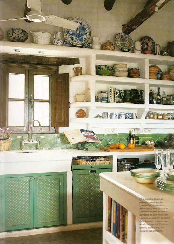 Cocina Fabulous! Casa y Campo issue 168 March 2008 page 7 | home ...