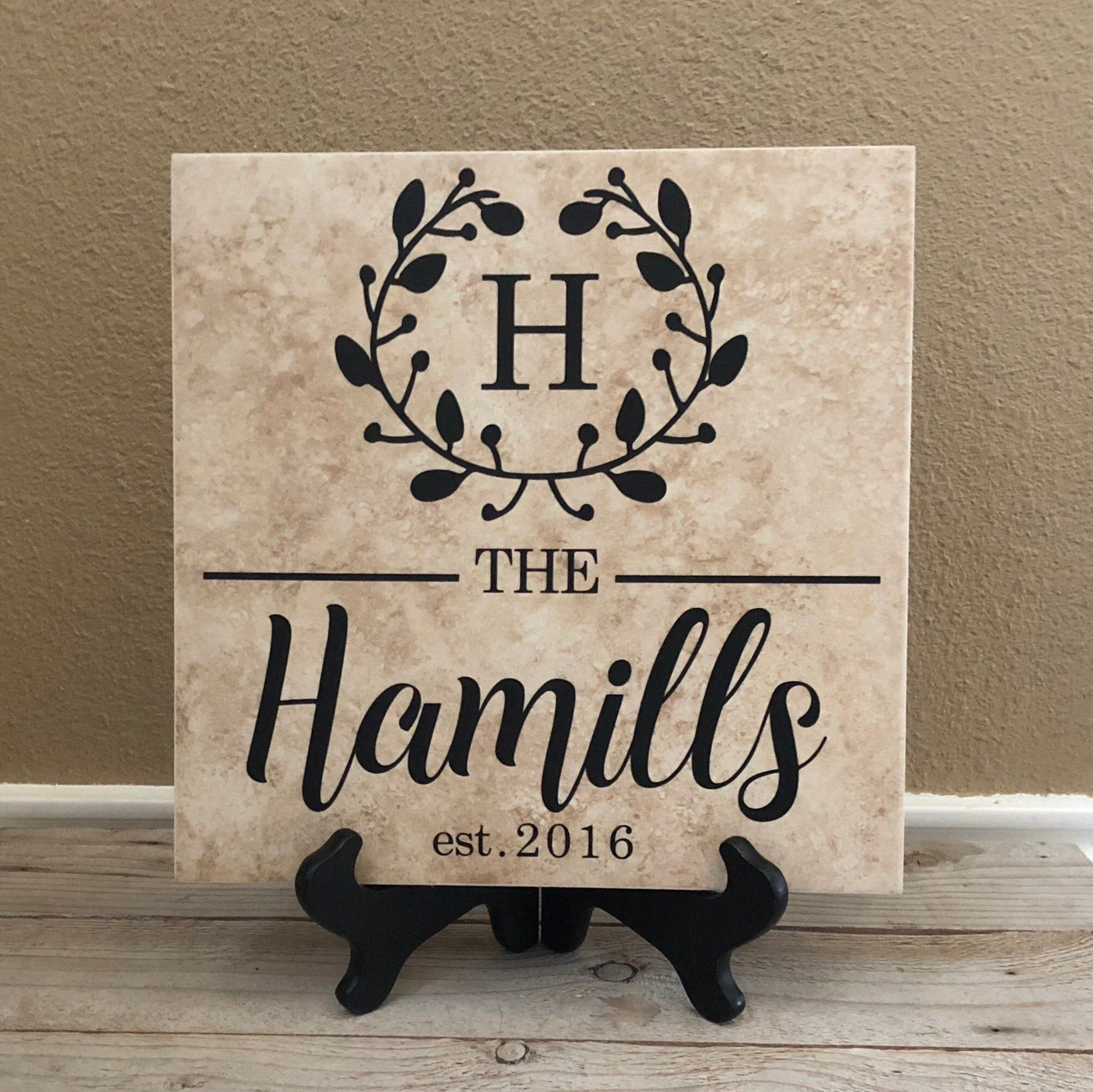 Personalized Wedding gift Gift for Couple Wedding Gift Etsy