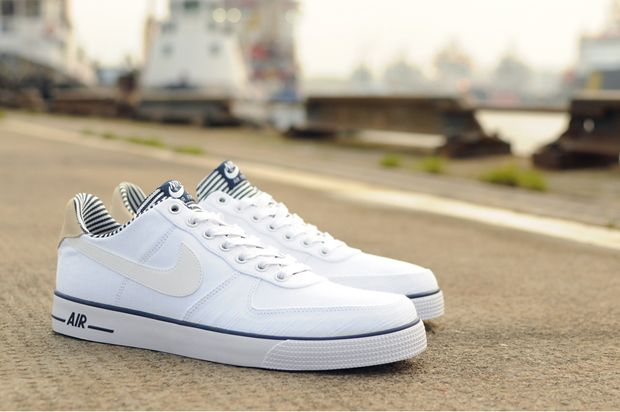 "differently 2e7ec 7f219 Nike Air Force 1 AC ""Navy"" Pack"