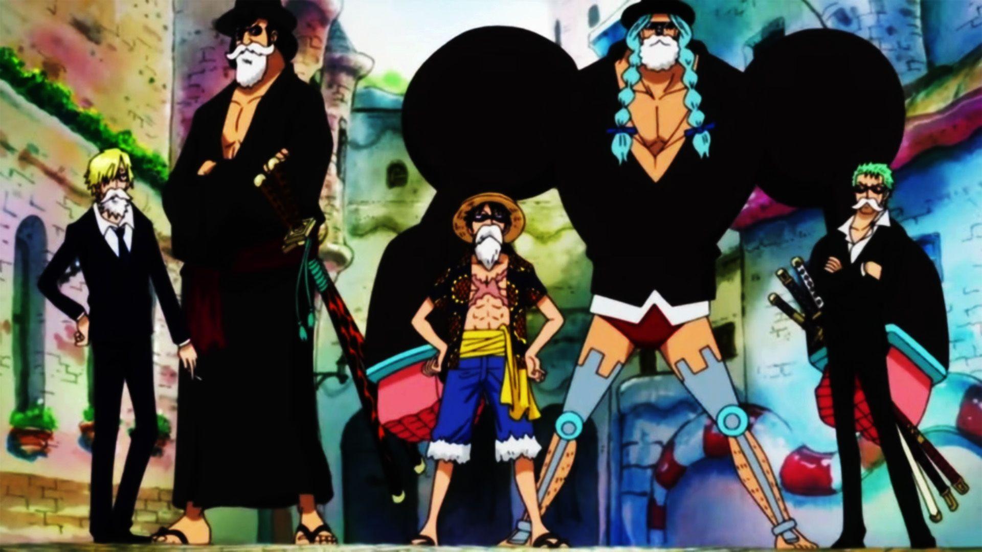Funny image by keyforce anime cartoon one piece