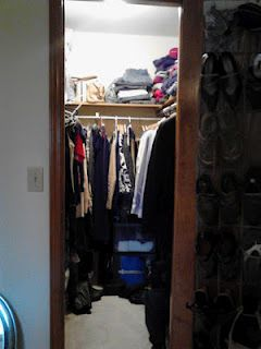 closet makeover before and after closet makeover on extraordinary small walk in closet ideas makeovers id=90309