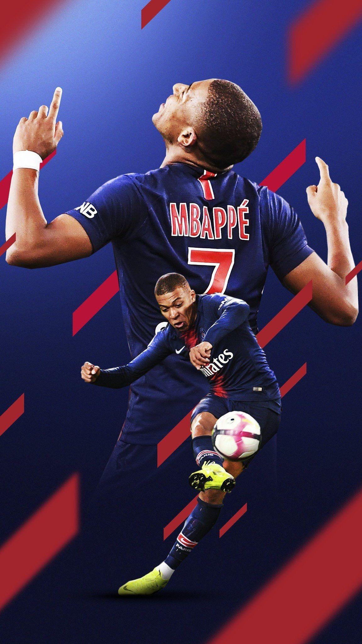 mbappe mbappe psg psg 2019 2020