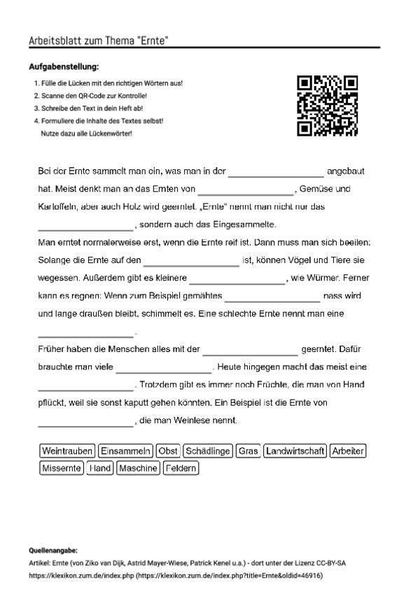 Nett Landwirtschaftliche Revolution Arbeitsblatt Ideen ...