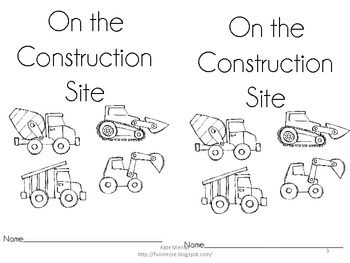 Pre-K and Kindergarten Construction Literacy and Math