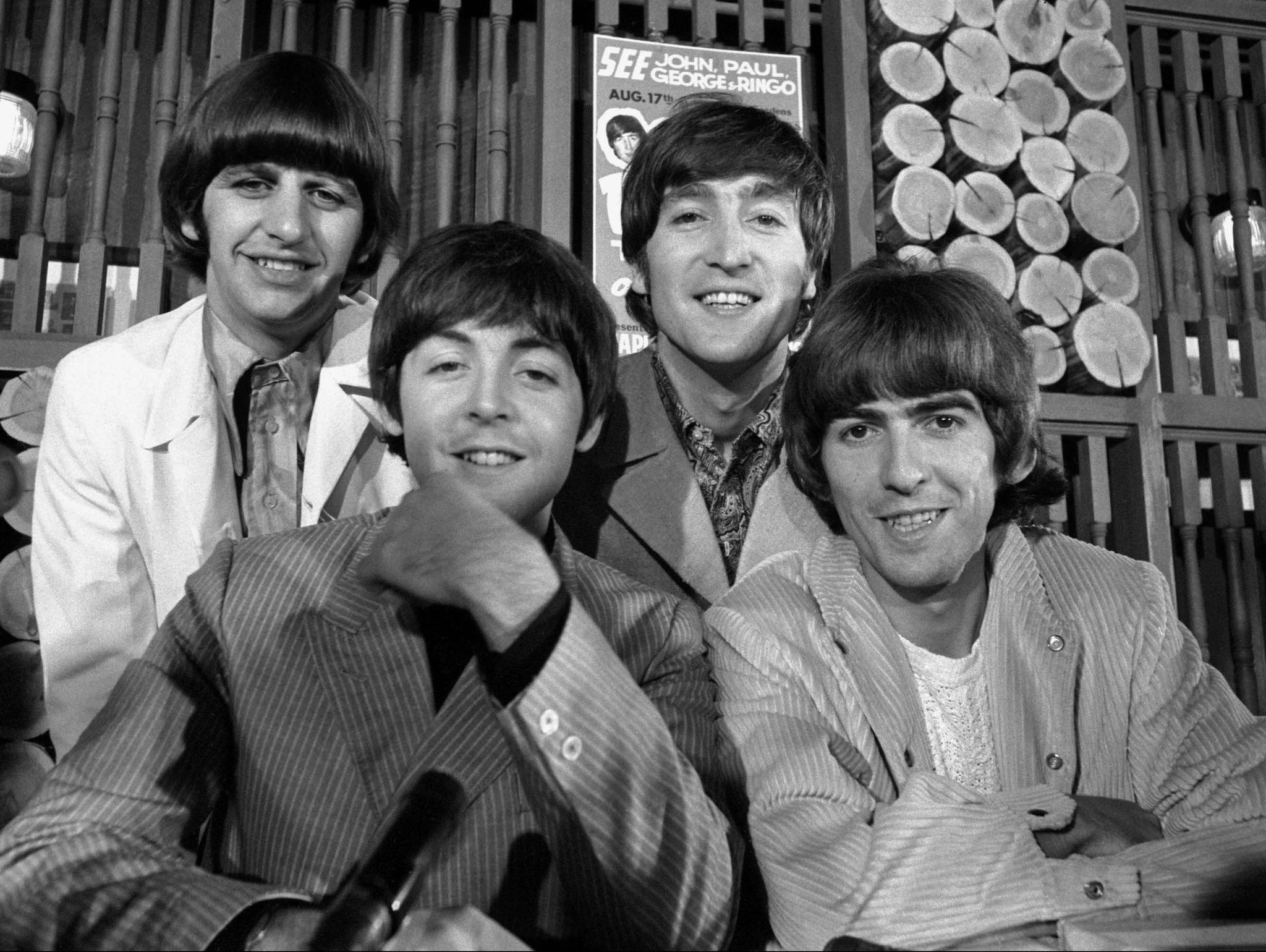 The Beatles, 1966 | Beatles rare, The beatles, Beatles pictures