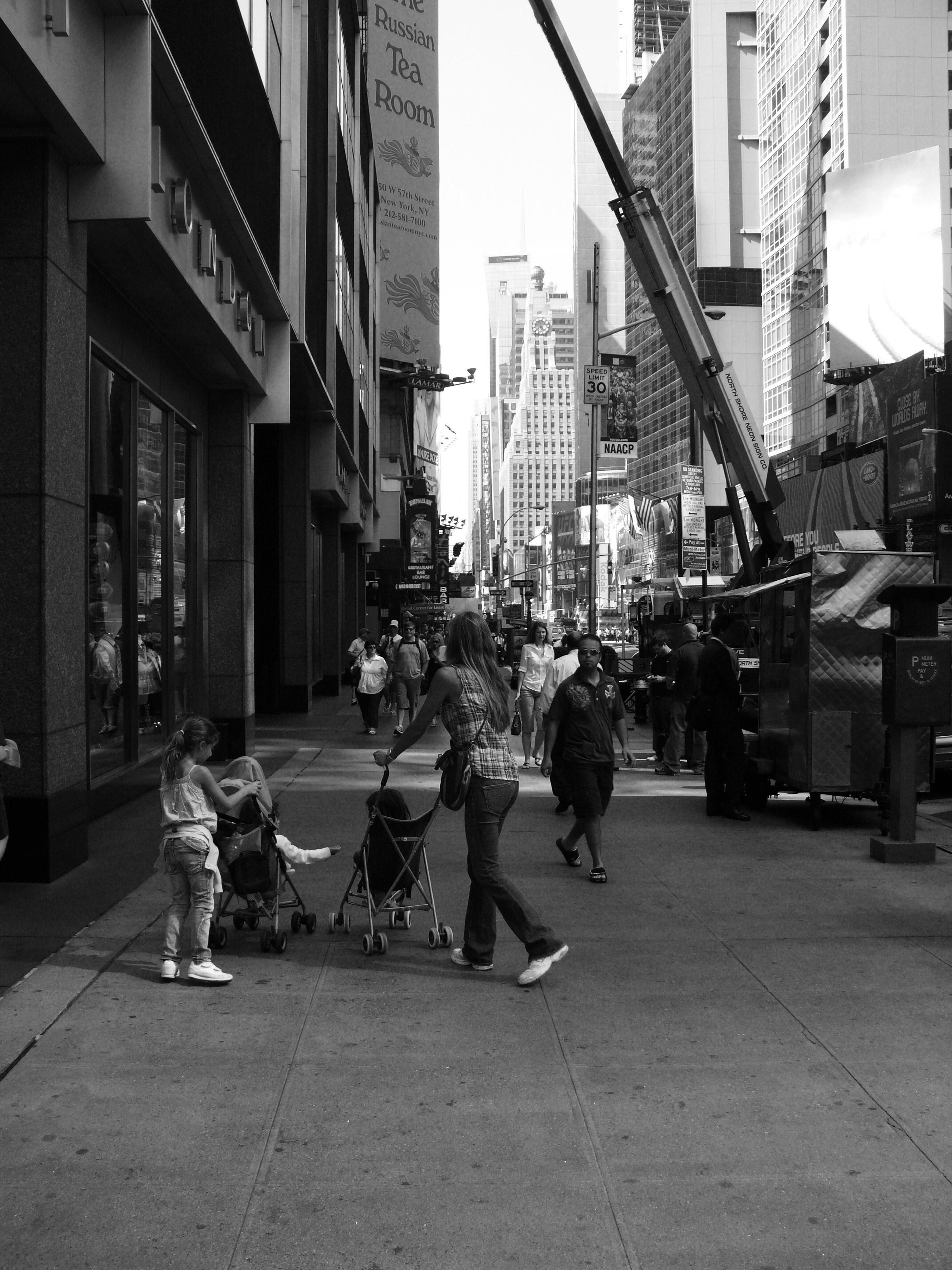 New York City with a Leica V-Lux1 | mydistriKt