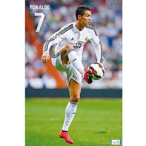 SoccerGaga.com - OFFICIAL Real Madrid C.F. Poster Ronaldo 30, $18.99 (http://www.soccergaga.com/real-madrid-c-f-poster-ronaldo-30/)