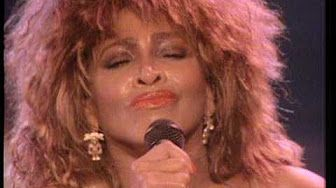TINA TURNER - PROUD MARY(LIVE 1982) - YouTube