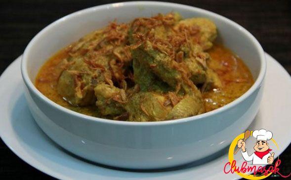 Resep Opor Ayam Spesial Resep Opor Ayam Lebaran Club Masak Resep Makan Malam Masakan