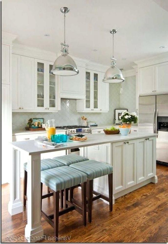 awesome long narrow kitchen island with seating | long narrow kitchen island - Google Search | Narrow ...