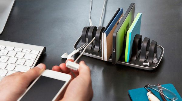 20 Crazy Cool Desk Organizers For Your Inspiration Cool Desk Accessories Gifts For Bookworms Desk Organizers