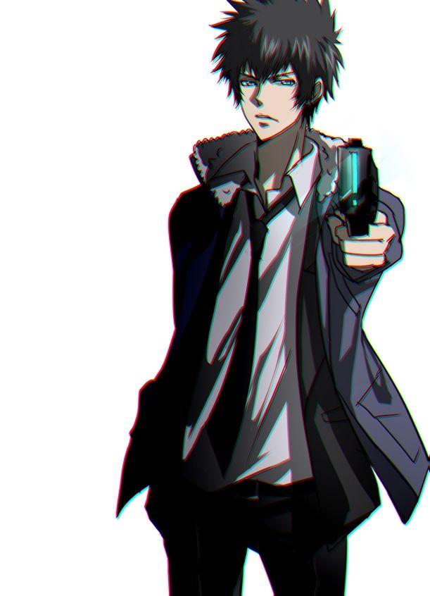 Tags Anime Mi K Psycho Pass Kougami Shinya Psycho Pass