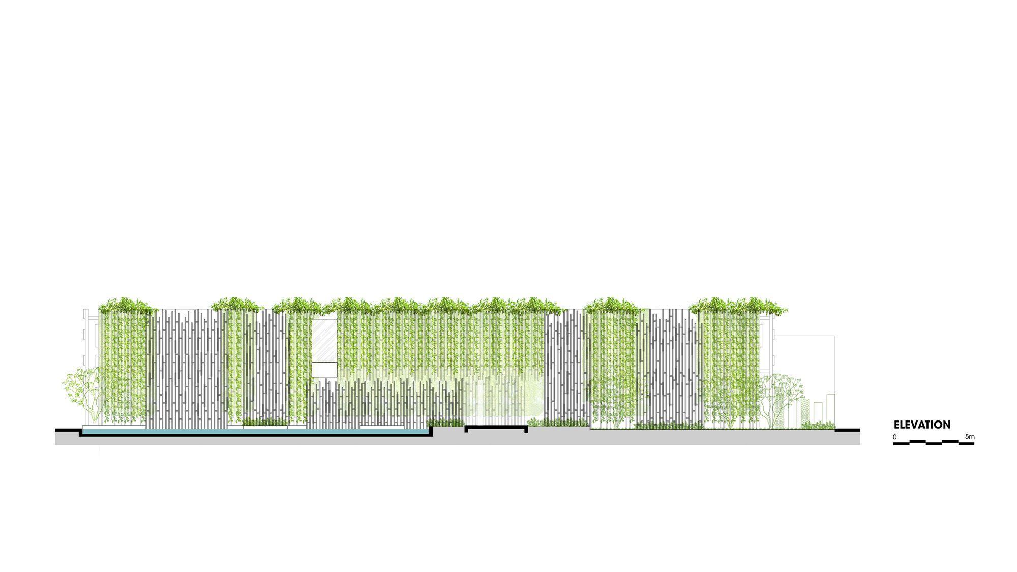 Gallery of Naman Spa / MIA Design Studio - 21   Landscape ...