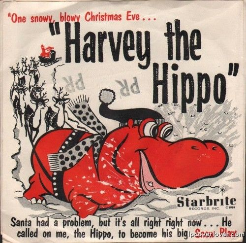 Harvey the Hippo
