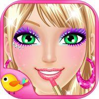 Star Girl Salon Girls Makeup Dressup And Makeover Games By Libii Tech Limited Girl Salon Girls Makeup Star Girl