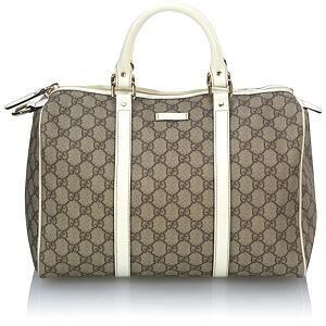 Gucci GG Plus 'Joy' Medium Boston Handbag   #BBOSBrandBurst