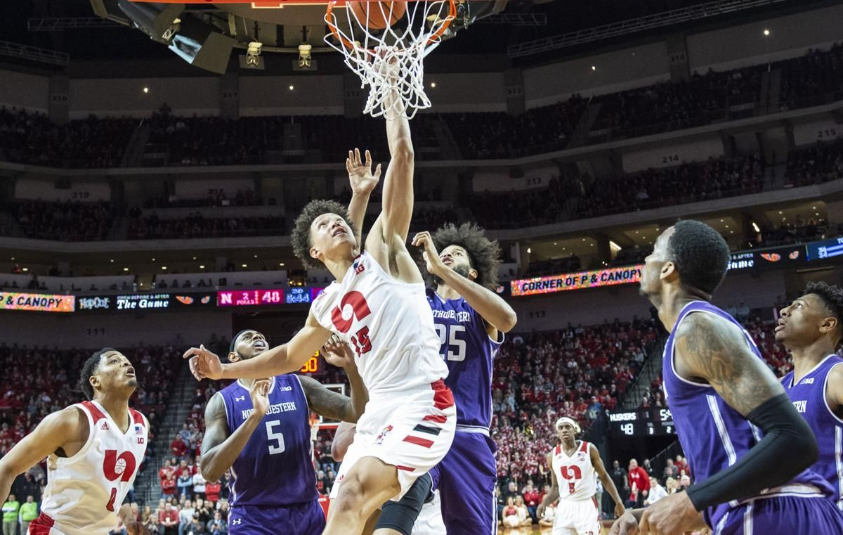 Roby Stays On The Floor While Staying Aggressive Just Like Huskers Hoped Roby Husker Aggressive