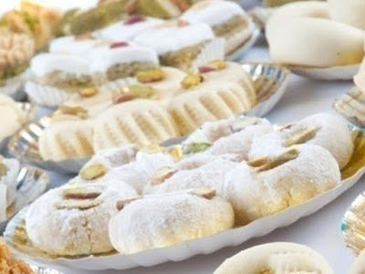 Ghraybeh arabic butter cookies recipe arabic food recipes cocinas ghraybeh arabic butter cookies recipe arabic food recipes bloglovin more forumfinder Image collections