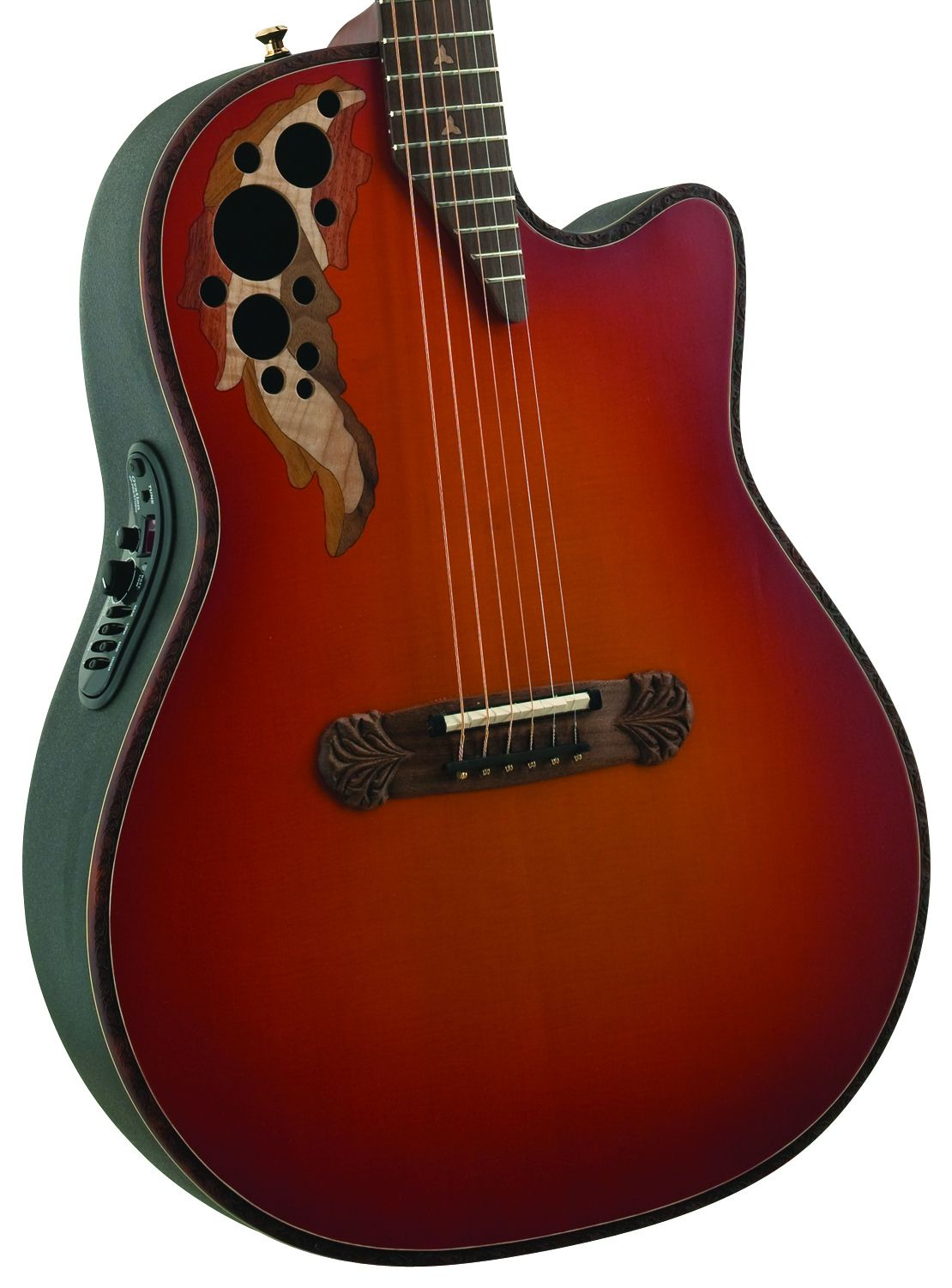 beautiful ovation adamas 2081 wt acoustic electric guitar with hardshell case guitars. Black Bedroom Furniture Sets. Home Design Ideas
