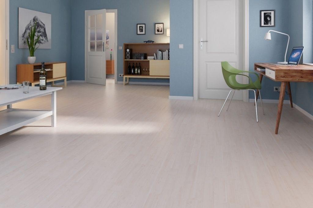 wohnzimmer modern laminat, kanadisch ahorn hell schiffsboden light laminat - interio in 2018, Design ideen
