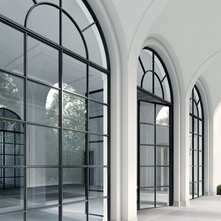 Arched Foyer Window : Windows like this for my dream home covered patio hallway