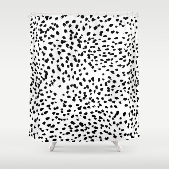Buy Shower Curtains Featuring Nadia
