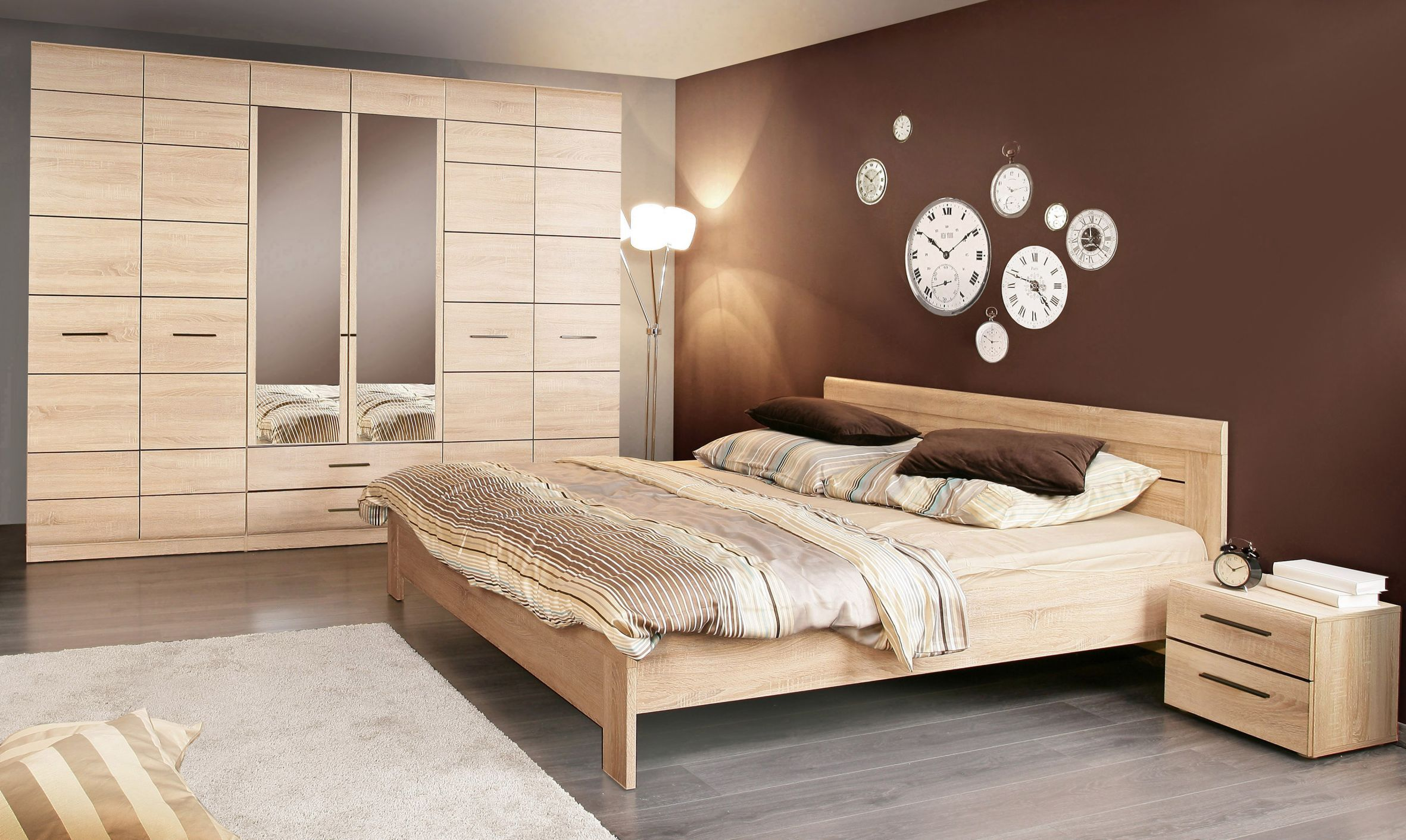 Schlafzimmer Cora 4tlg Komplettes Schlafzimmer Schlafzimmer Zimmer