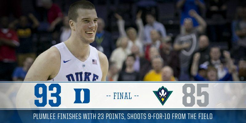 """Duke M. Basketball on Twitter: """" FINAL  https://t.co/vkOopG6rAc"""""""
