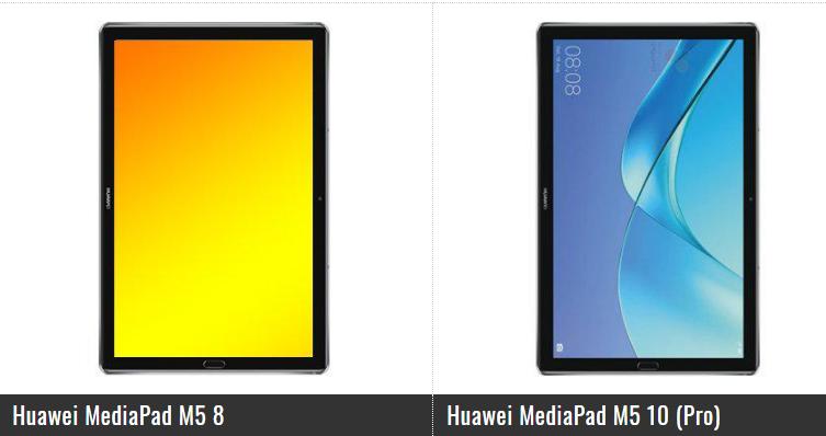 Huawei Mediapad M5 8 Vs Huawei Mediapad M5 10 Pro Full Phone Comparison On Cellphone In Galaxy Phone Samsung Galaxy Phone Huawei