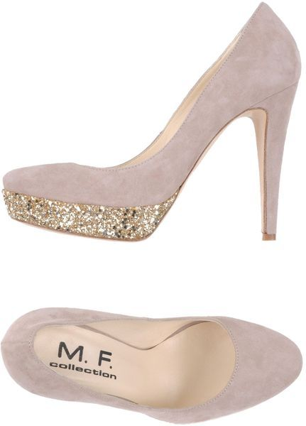 separation shoes 6a066 774fd Mauro Fedeli Gray Platform Courts | Oh You Fancy hun ...