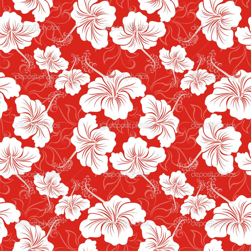 Depositphotos14912455 seamless background with hibiscus flower depositphotos14912455 seamless background with hibiscus flower hawaiian patterns izmirmasajfo