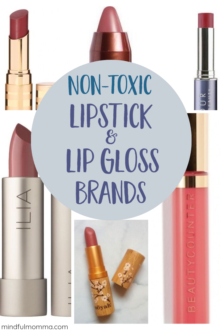 Guide to Buying Non Toxic Lipsticks and Lip Glosses