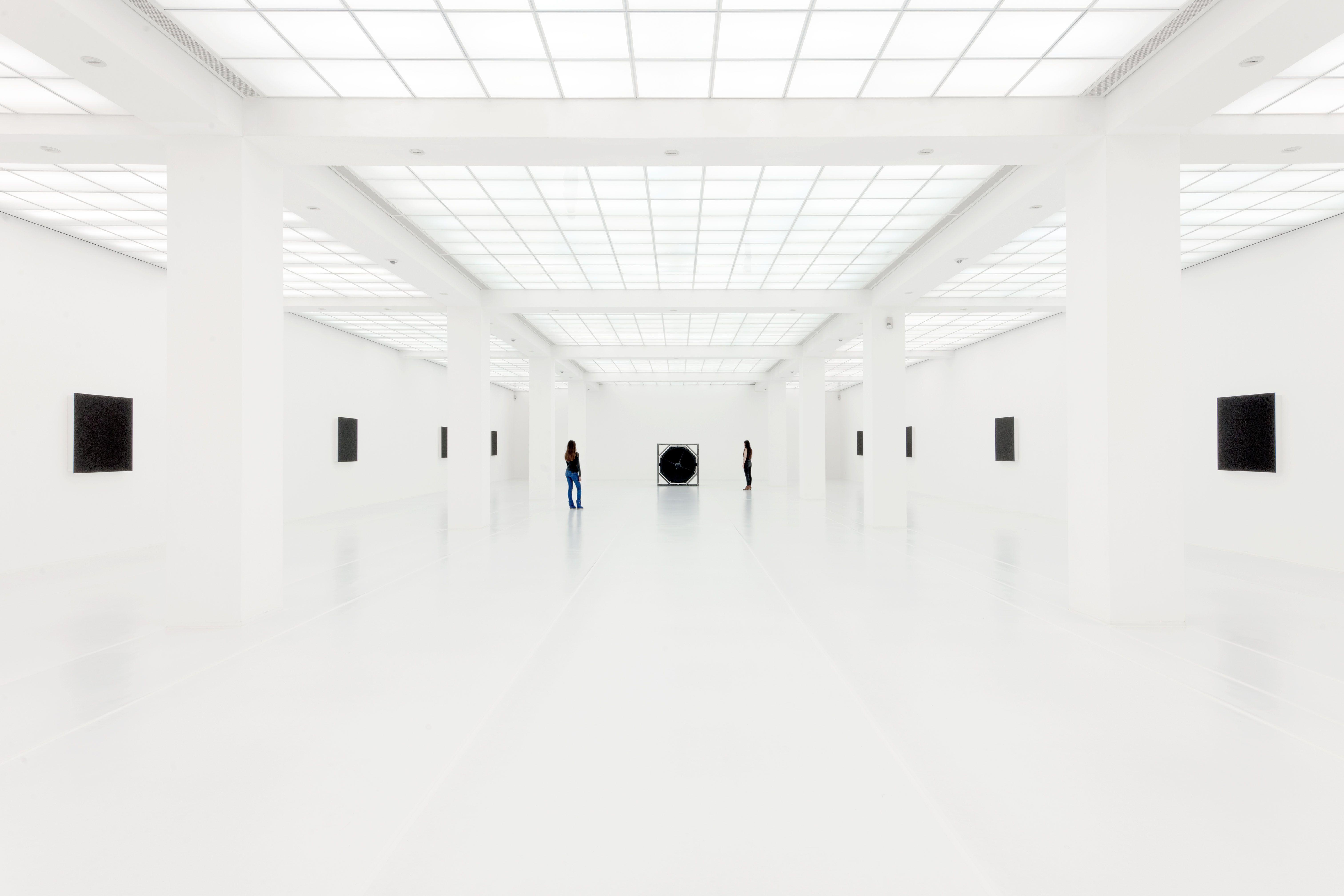Ryoji Ikeda Exhibition Db In Berlin Mit Bildern Beste
