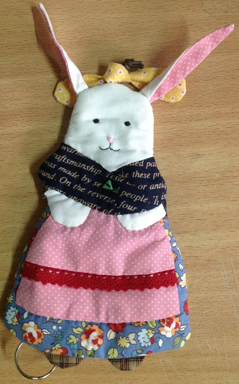 Rabbit Key cover