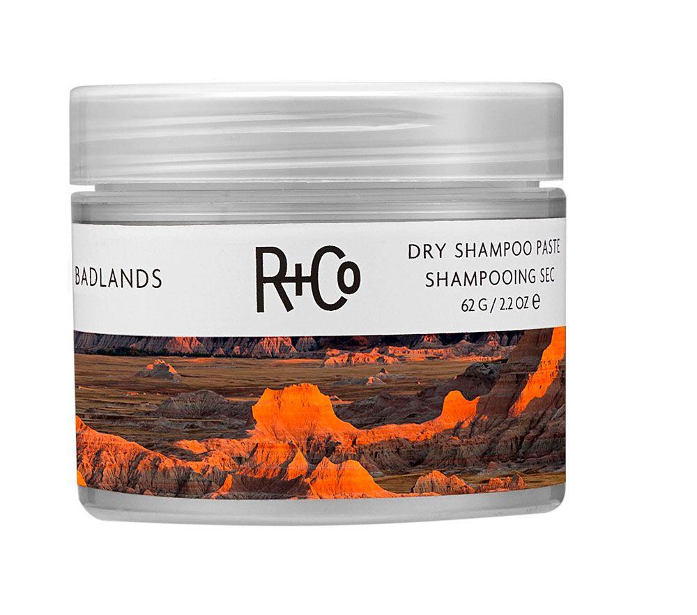 RCo Badlands Dry Shampoo Paste News Salons