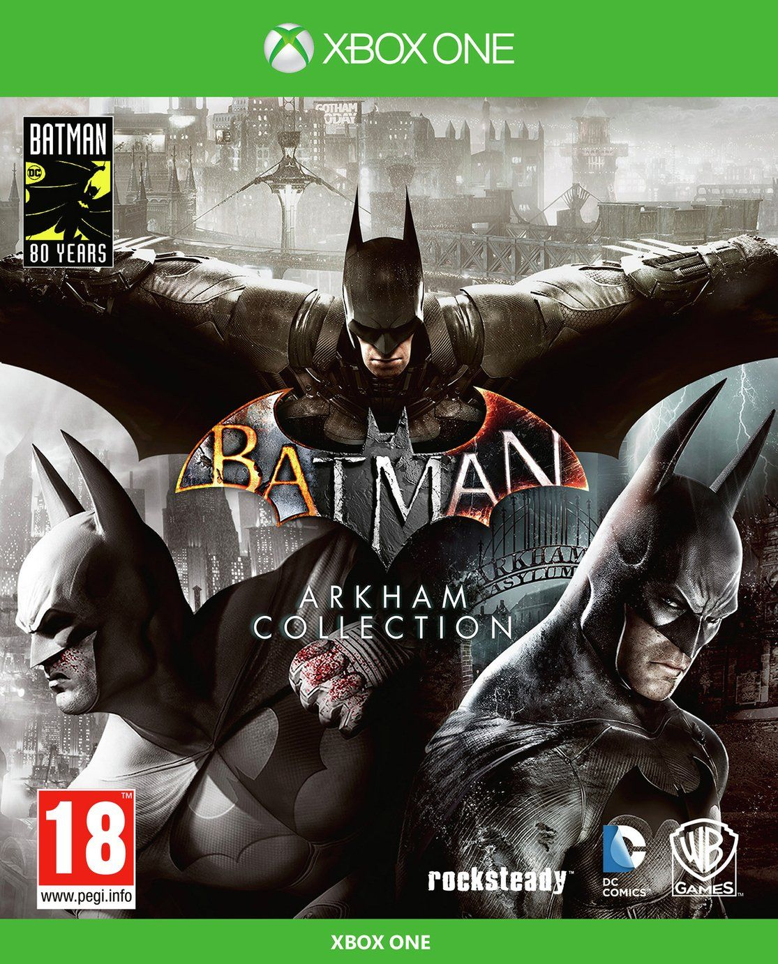 Batman Arkham Collection Steelbook Edition Xbox One Game In 2020