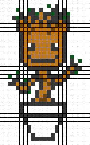 Minecraft Pixel Art Ideas Templates Creations Easy Anime Pokemon Game Gird Maker Perler Bead Art Pixel Art Pixel Art Templates