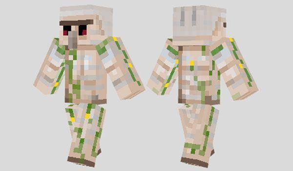Iron Golem Skin Para Minecraft Skins De Minecraft Minecraft Cosas