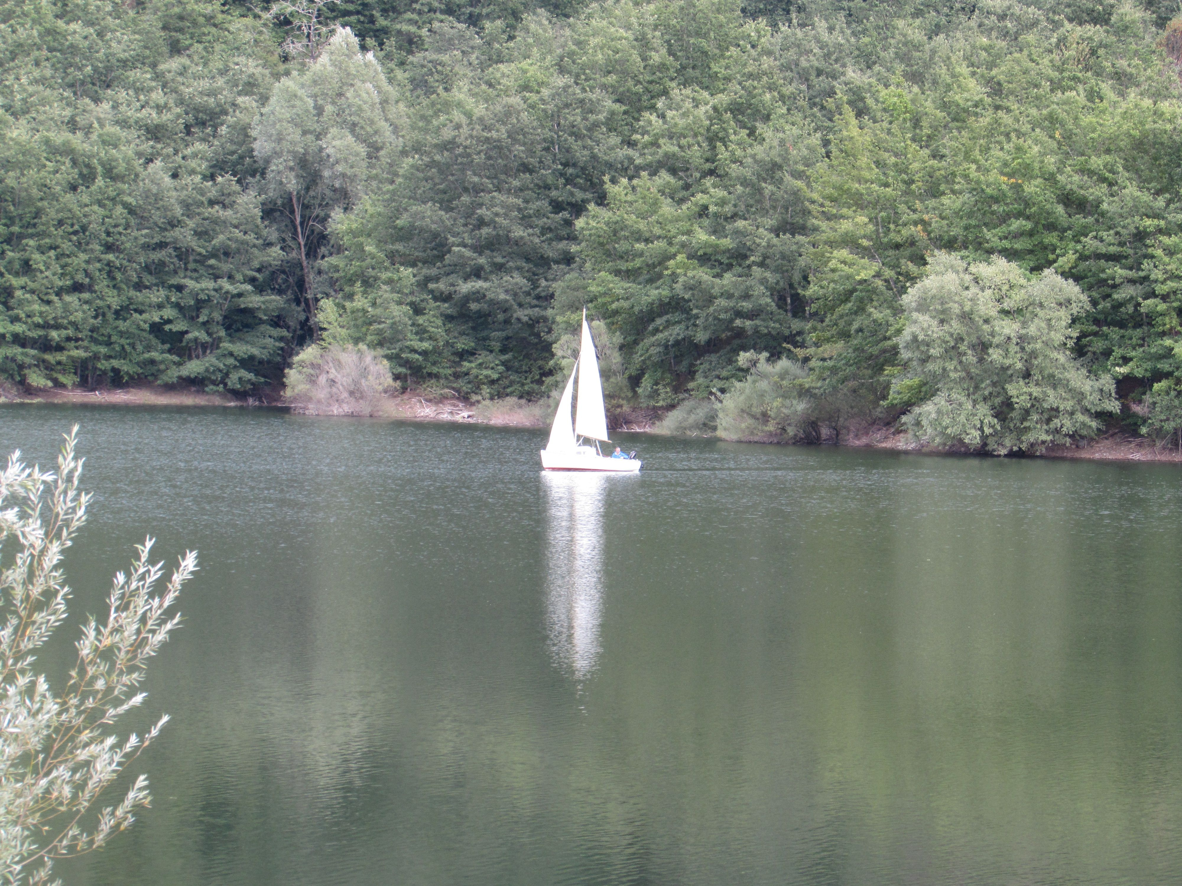 Lago di gramolazzo Garfagnana