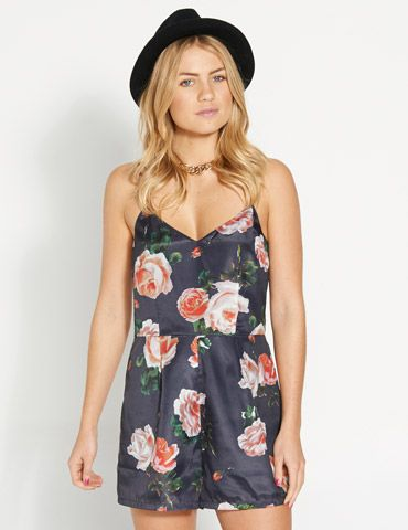 Image for Valentina Playsuit from Dotti