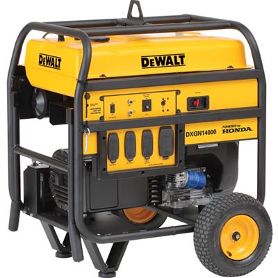 Dewalt Dxgn14000 14 000 Watt Commercial Generator Ships To Puerto Rico Portable Generator Dewalt Tools Tools