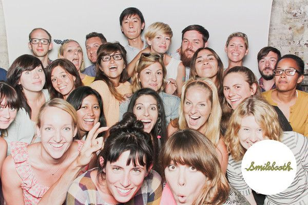 Feet First NYC - Smilebooth