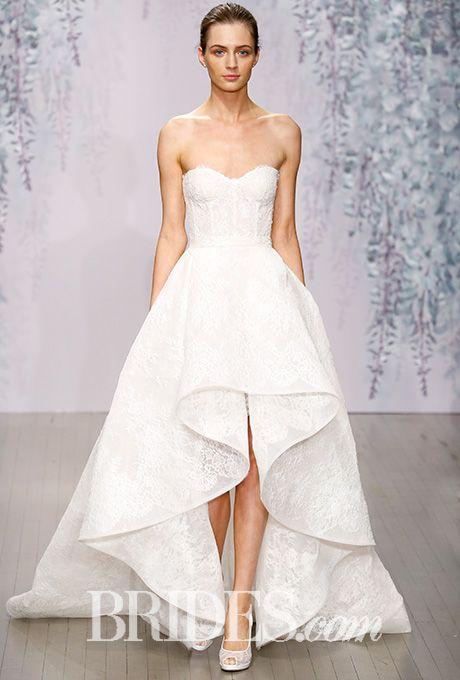 Monique Lhuillier - Fall 2016 | Monique lhuillier, Wedding dress and ...