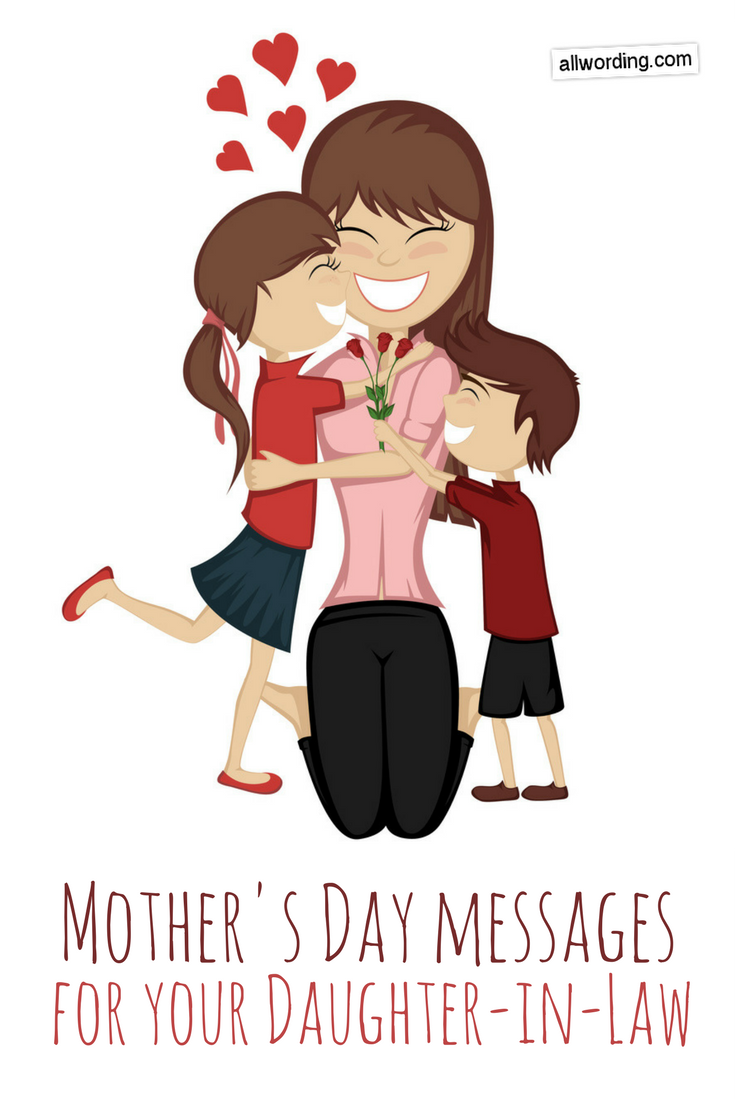 20 Mother S Day Messages For Your Daughter In Law Daughter In Law Quotes Happy Mother Day Quotes Mother Day Message