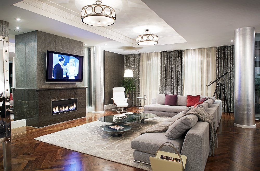 Pin by Mary Gupta on Dream Home Freestanding fireplace