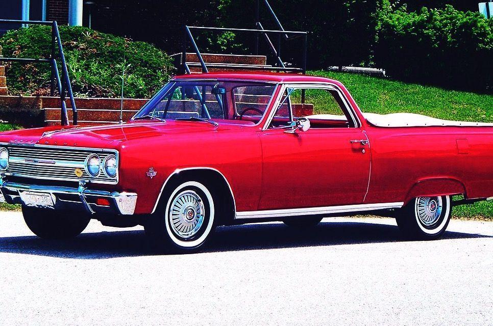 Chevrolet El Camino #car #cars #chevrolet #chevy #elcamino #classic ...