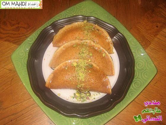 طريقة عمل القطايف بالصور تحضير عجينة القطايف في المنزل لرمضان منتدي حلاوتهم النسائي Breakfast Food French Toast