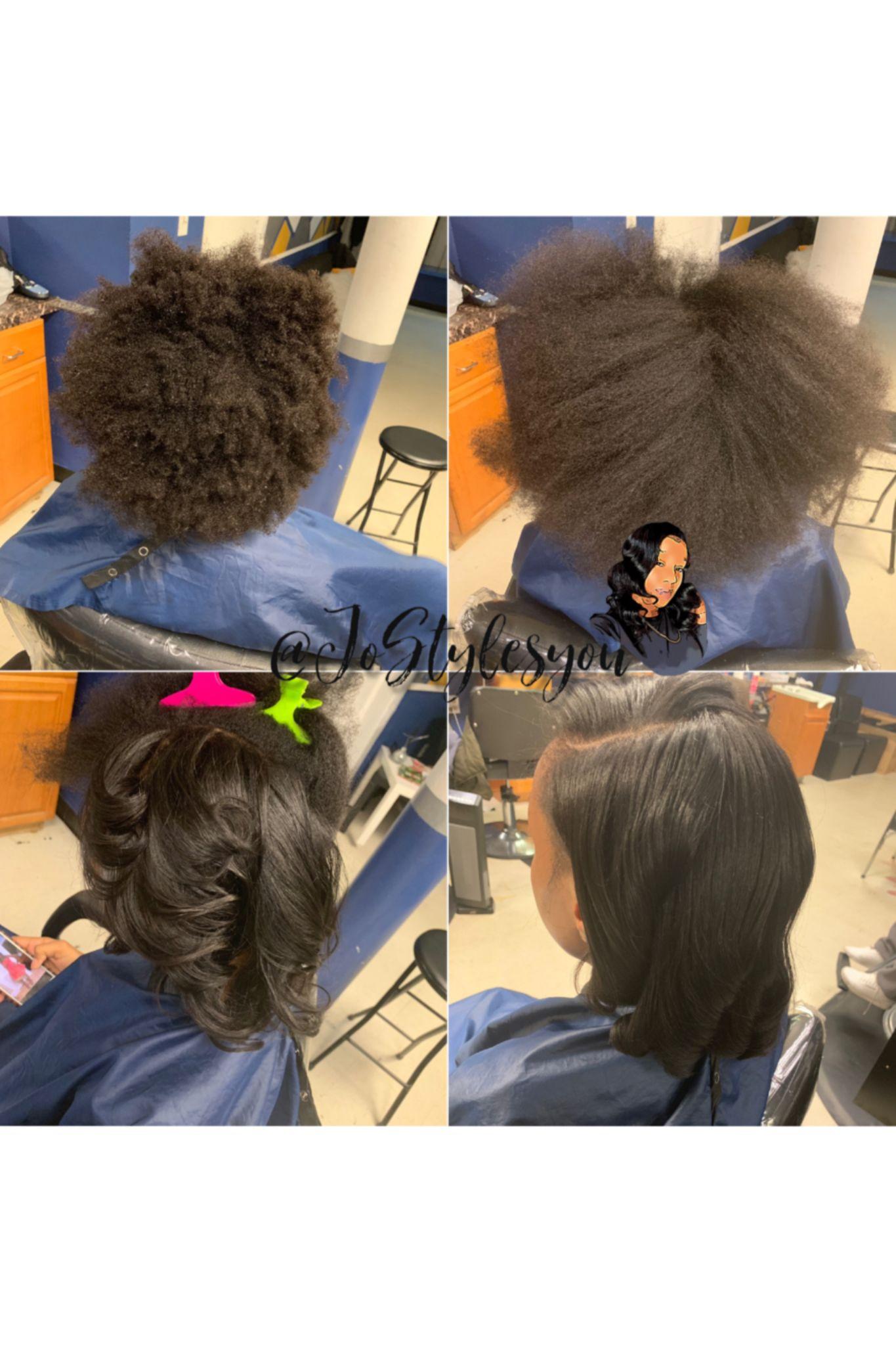 Silk Press Christmas Hairstyles Hair Styles Hair Salon Quotes