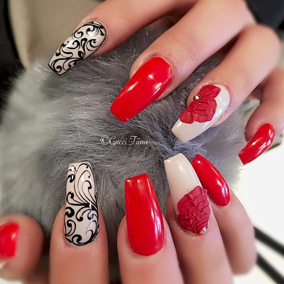 Fiina Nail Lounge • Instagram photos and videos   Cool Nail Art ...
